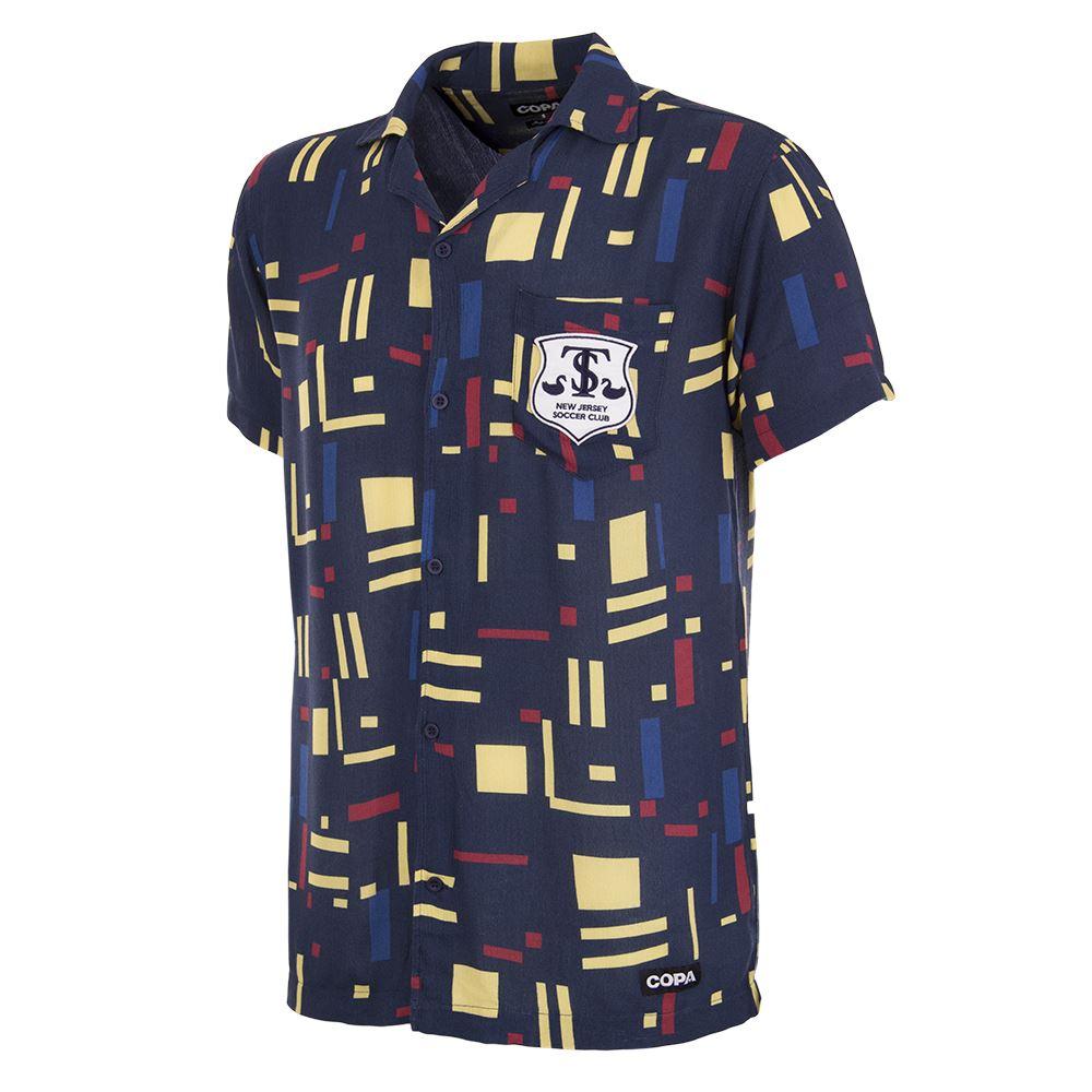 Soprano Camp Collar Shirt | 1 | COPA