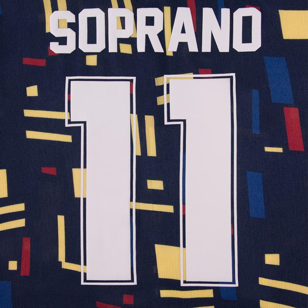 Soprano Camp Collar Shirt | 5 | COPA