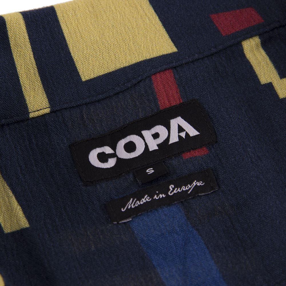 Soprano Camp Collar Shirt | 6 | COPA