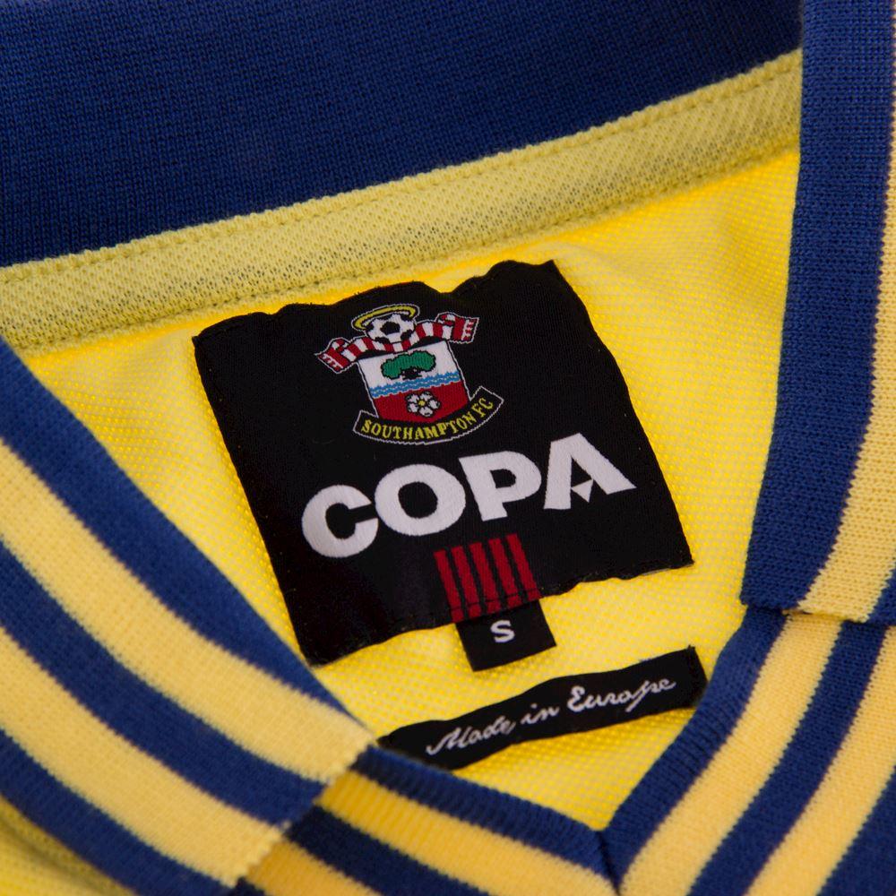Southampton FC 1976 Cup Final Retro Football Shirt | 5 | COPA