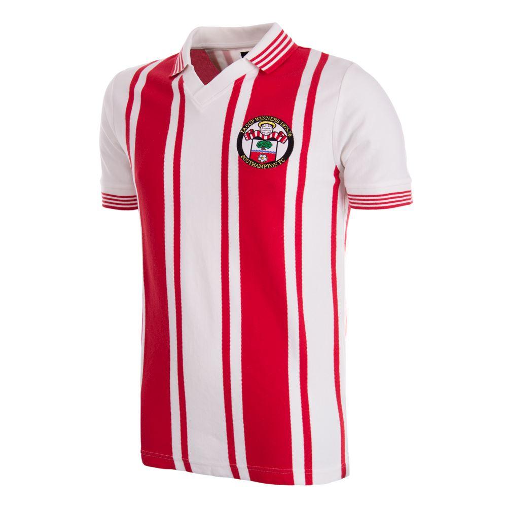 Southampton FC 1976 Cup Winners Retro Football Shirt | 1 | COPA