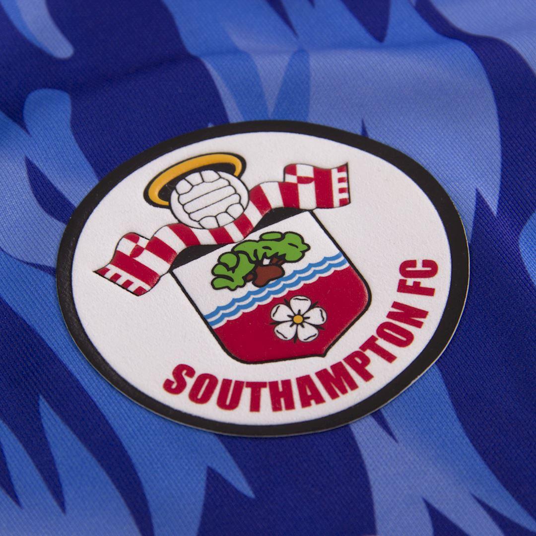 Southampton FC 1991 - 93 Away Retro Football Shirt   3   COPA