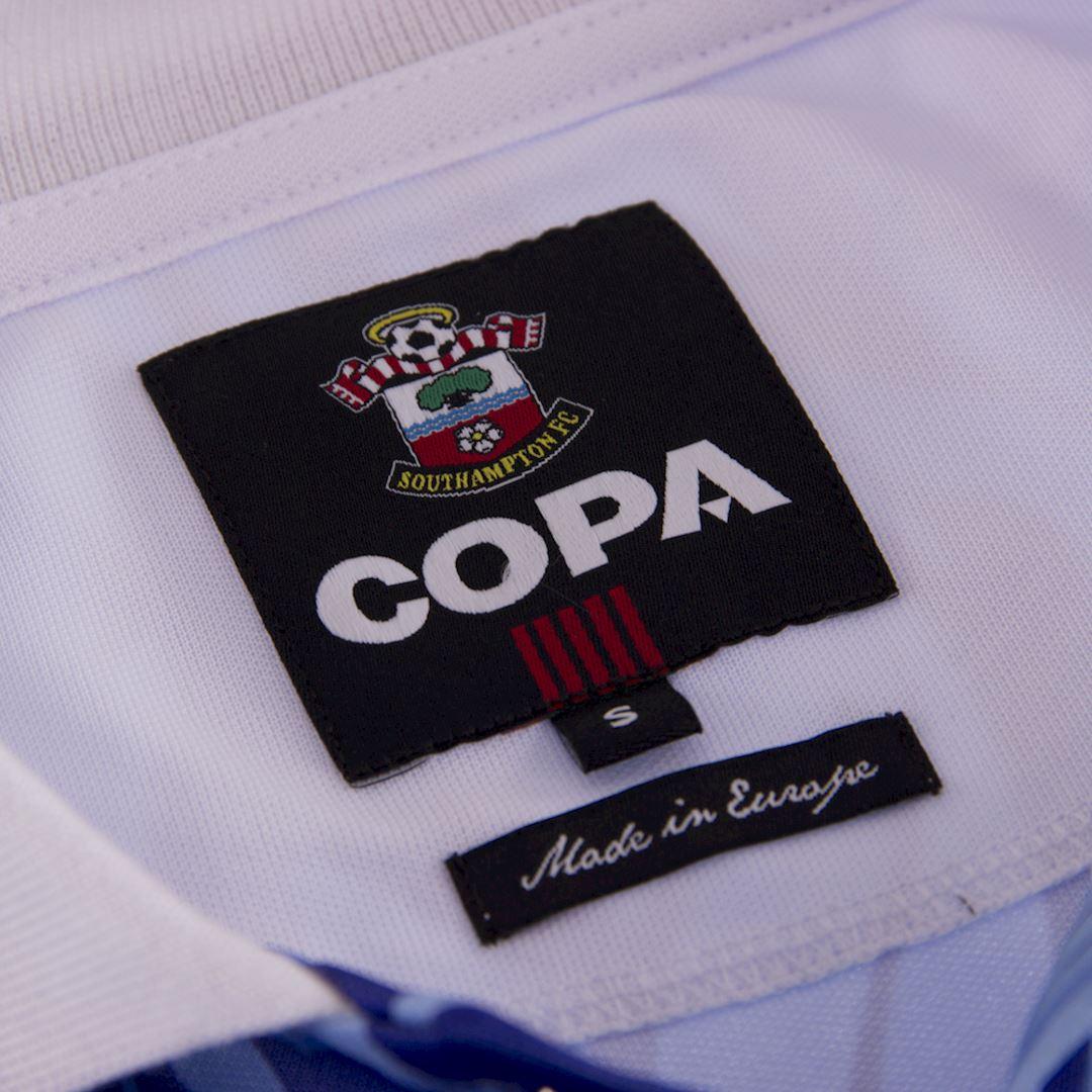 Southampton FC 1991 - 93 Away Retro Football Shirt   5   COPA