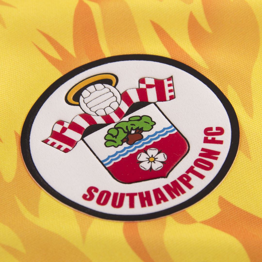 Southampton FC 1991 - 93 Third Retro Football Shirt   3   COPA