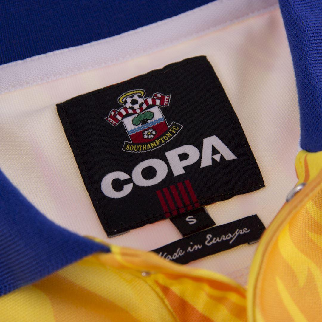 Southampton FC 1991 - 93 Third Retro Football Shirt   5   COPA