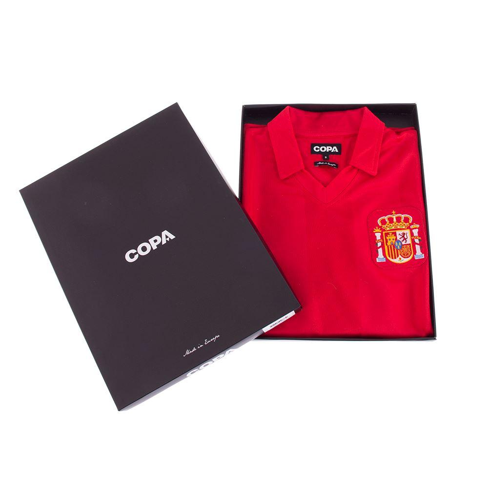 Spain 1984 Retro Football Shirt | 6 | COPA