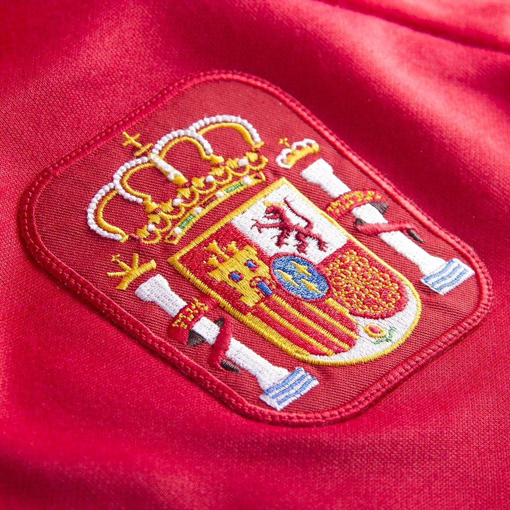 Spain 1988 Retro Football Shirt   3   COPA