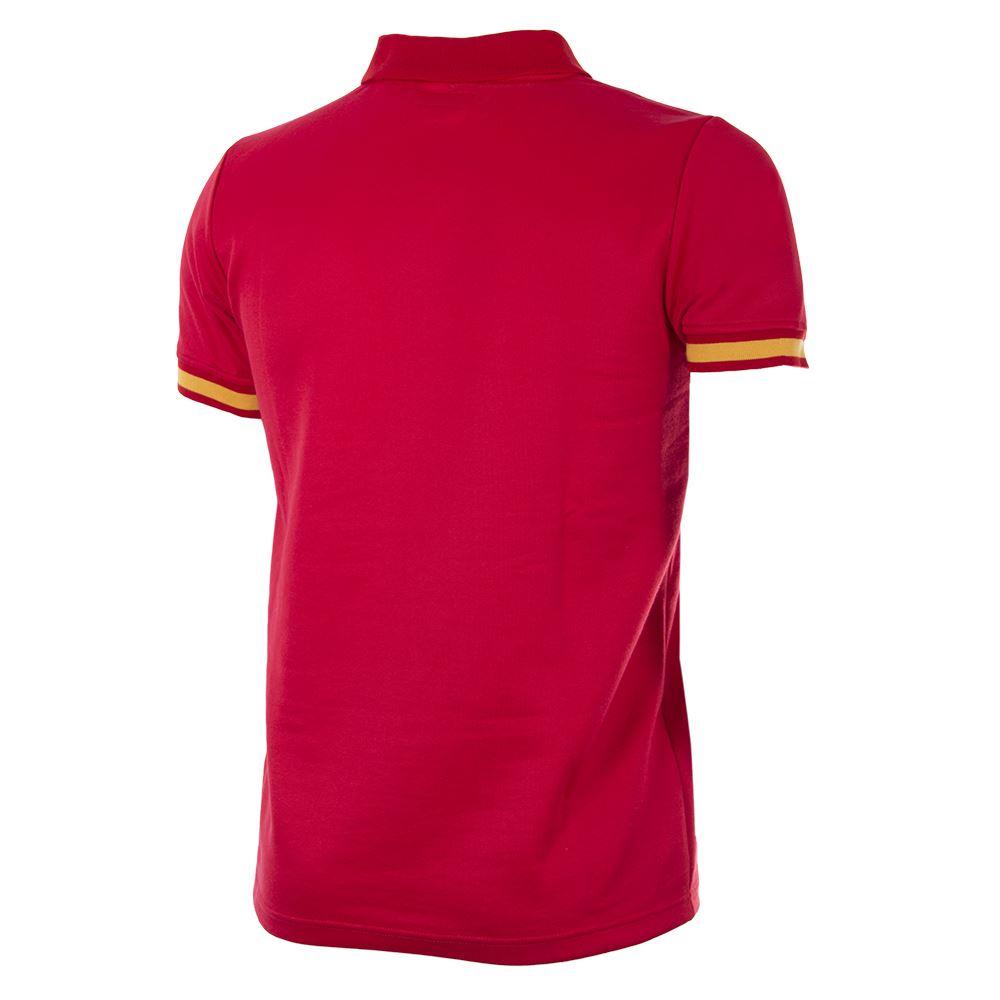 Spain 1988 Retro Football Shirt   4   COPA