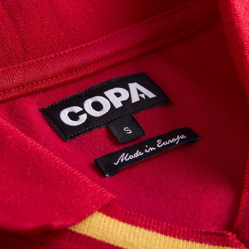 Spain 1988 Retro Football Shirt   5   COPA