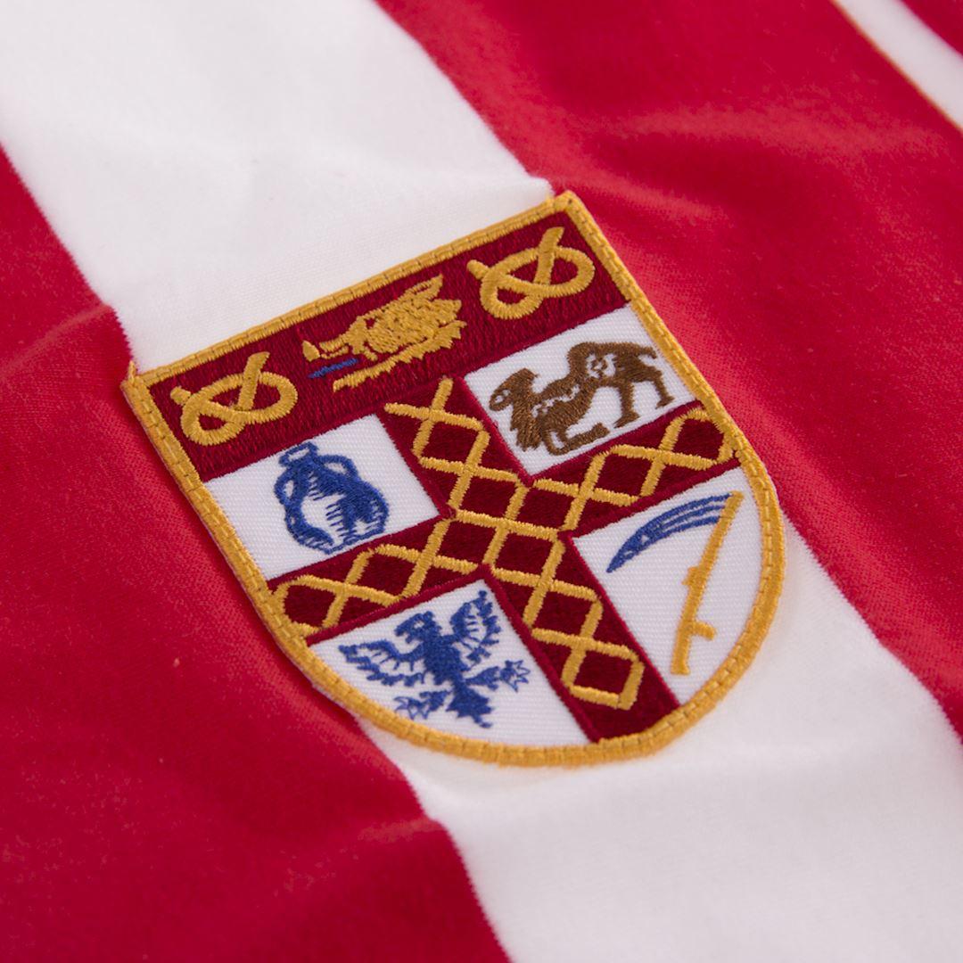 Stoke City FC 1972 Retro Football Shirt | 3 | COPA