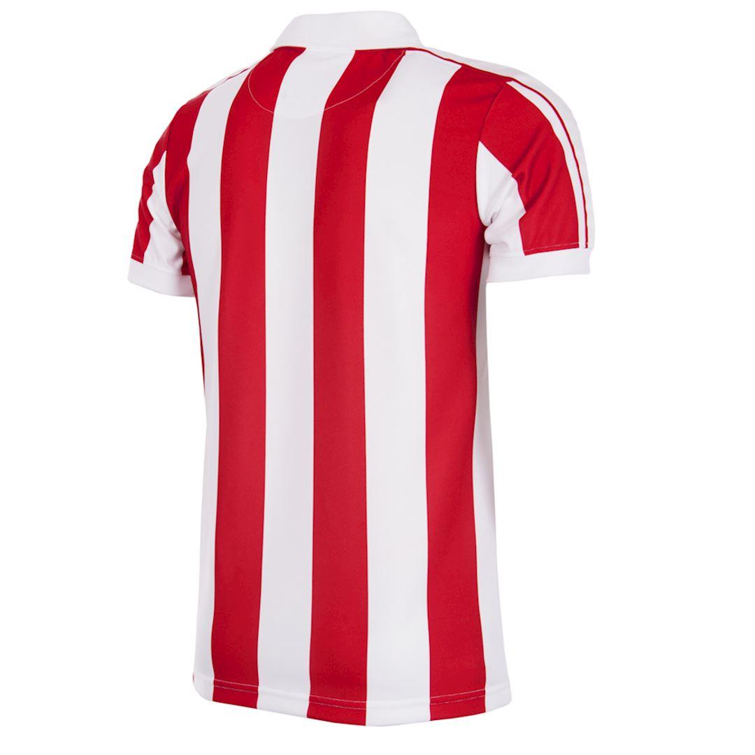 Stoke City FC 1981 - 83 Retro Football Shirt | 4 | COPA