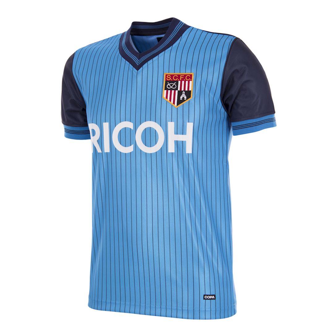 Stoke City FC 1983 - 85 Away Retro Football Shirt | 1 | COPA