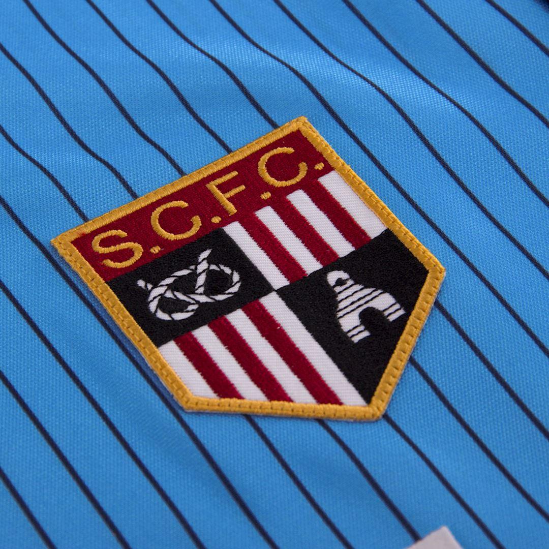 Stoke City FC 1983 - 85 Away Retro Football Shirt | 3 | COPA