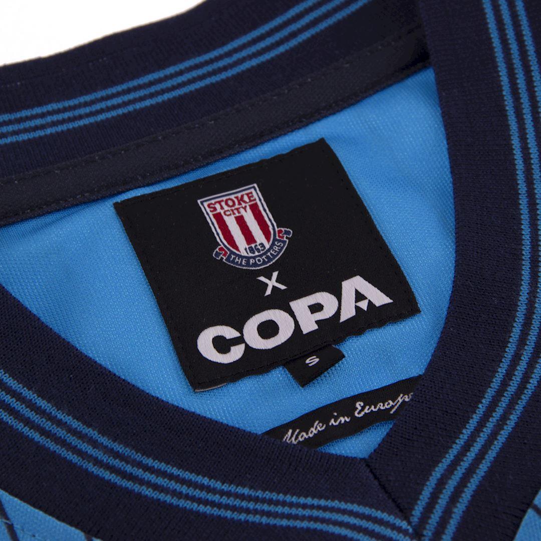Stoke City FC 1983 - 85 Away Retro Football Shirt | 5 | COPA