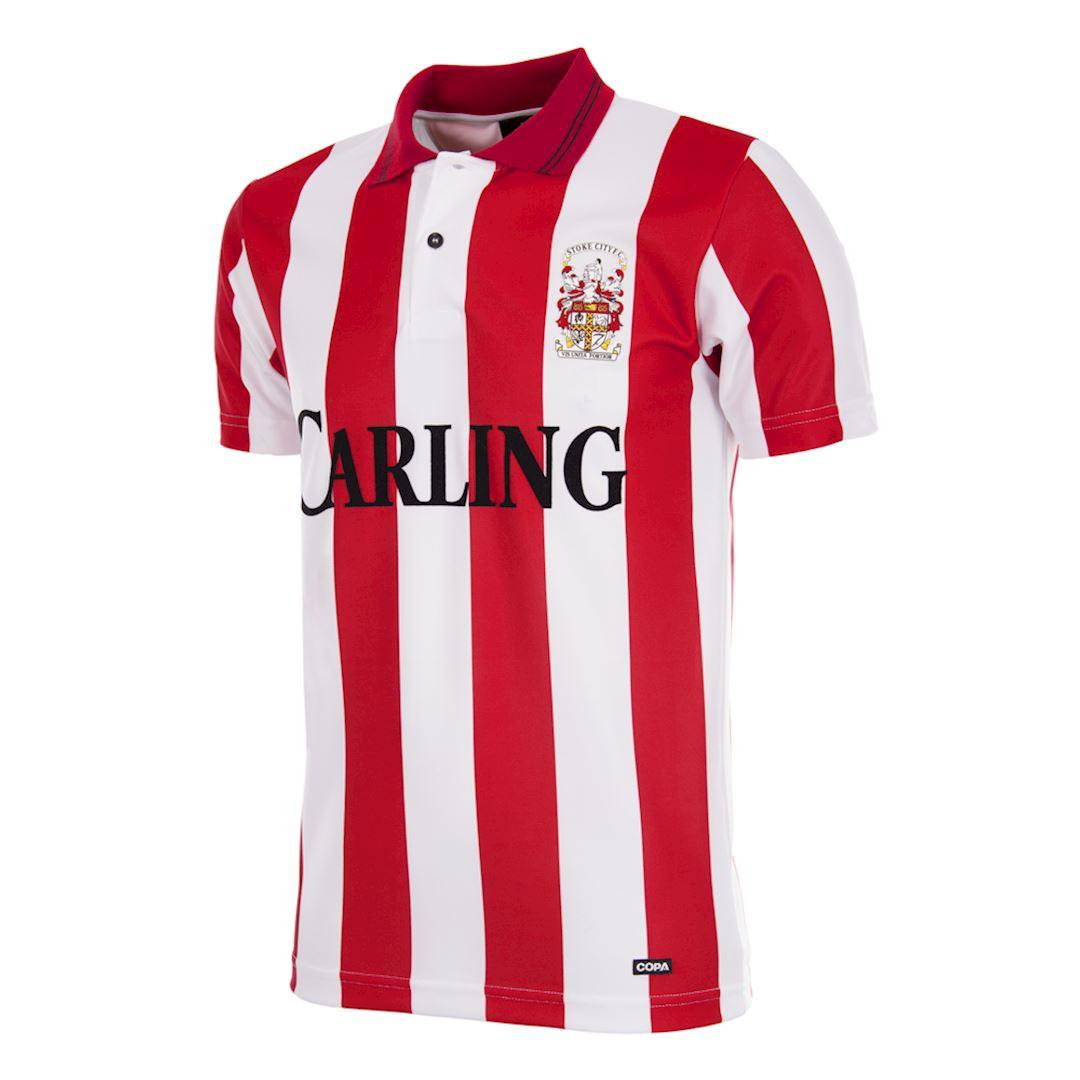 Stoke City FC 1993 - 94 Retro Football Shirt | 1 | COPA