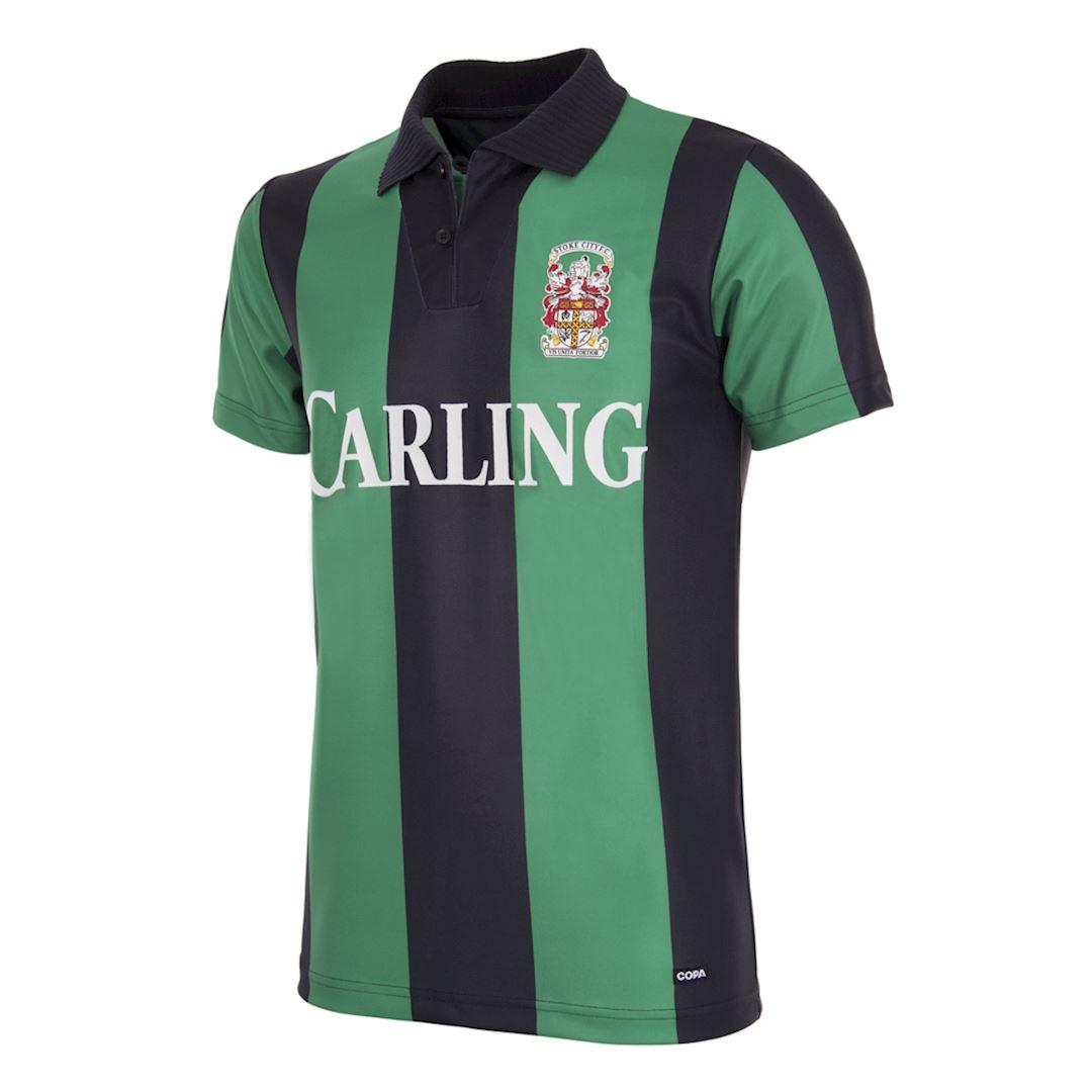 Stoke City FC 1994 - 95 Away Retro Football Shirt | 1 | COPA