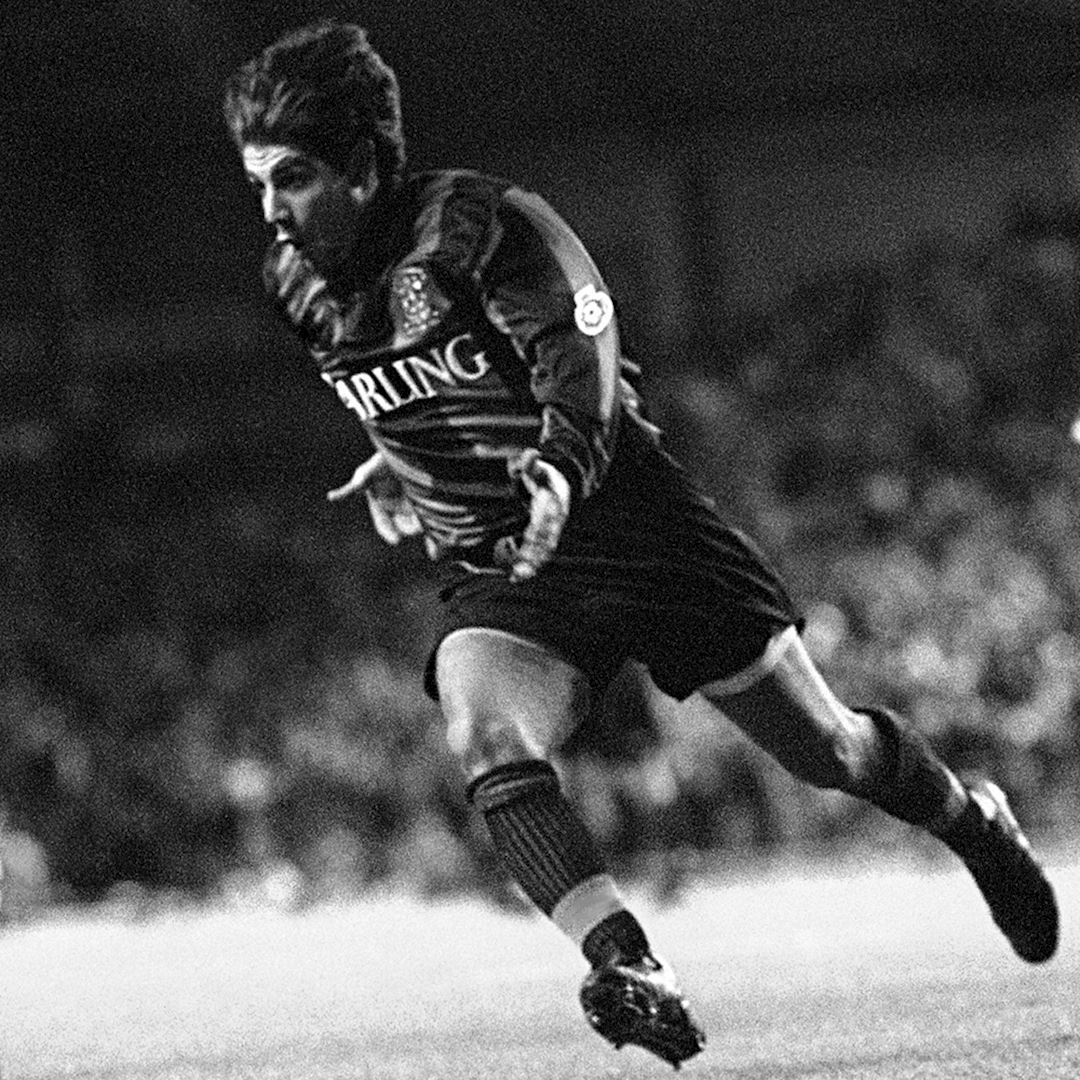 Stoke City FC 1994 - 95 Away Retro Football Shirt | 2 | COPA
