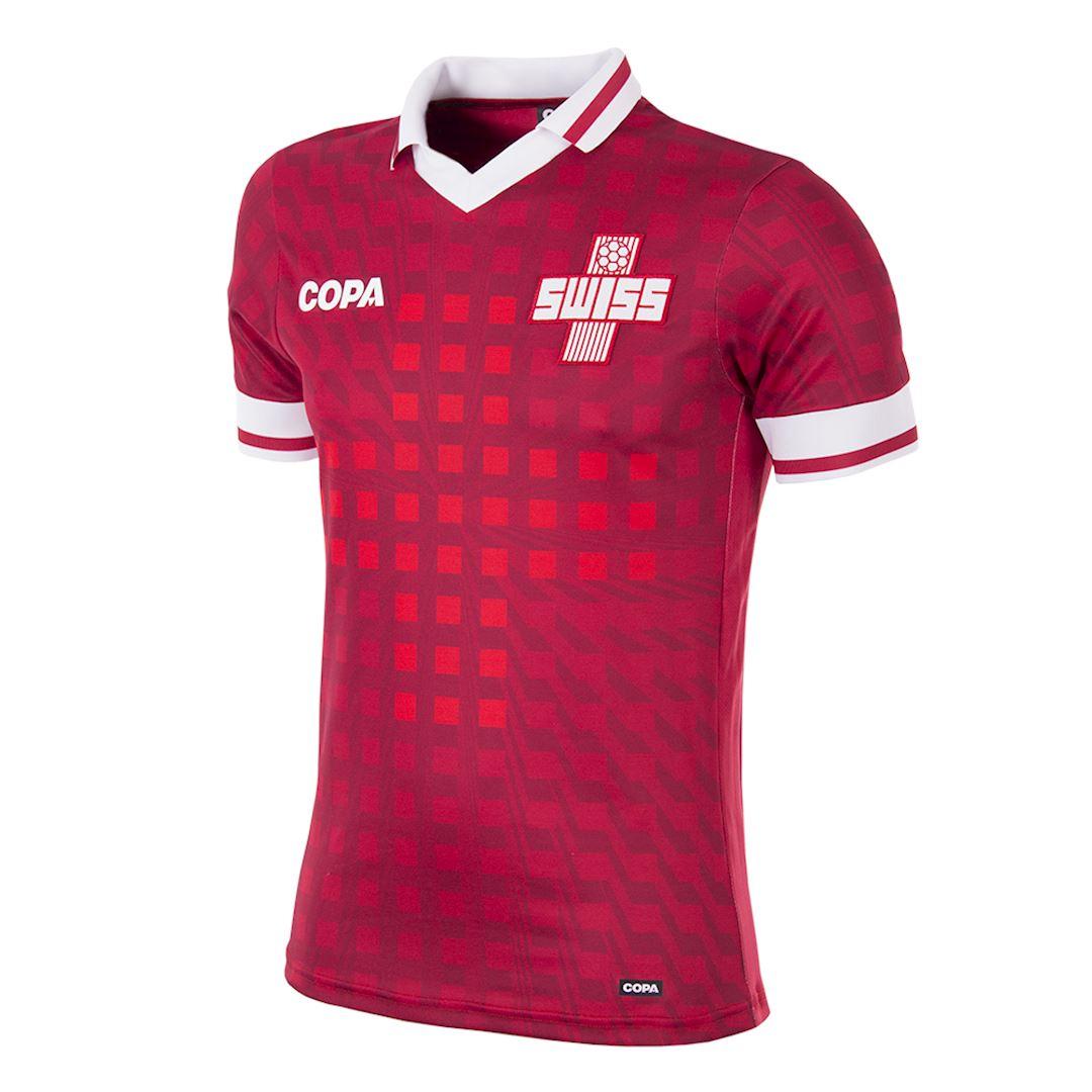 Switzerland Football Shirt | 1 | COPA