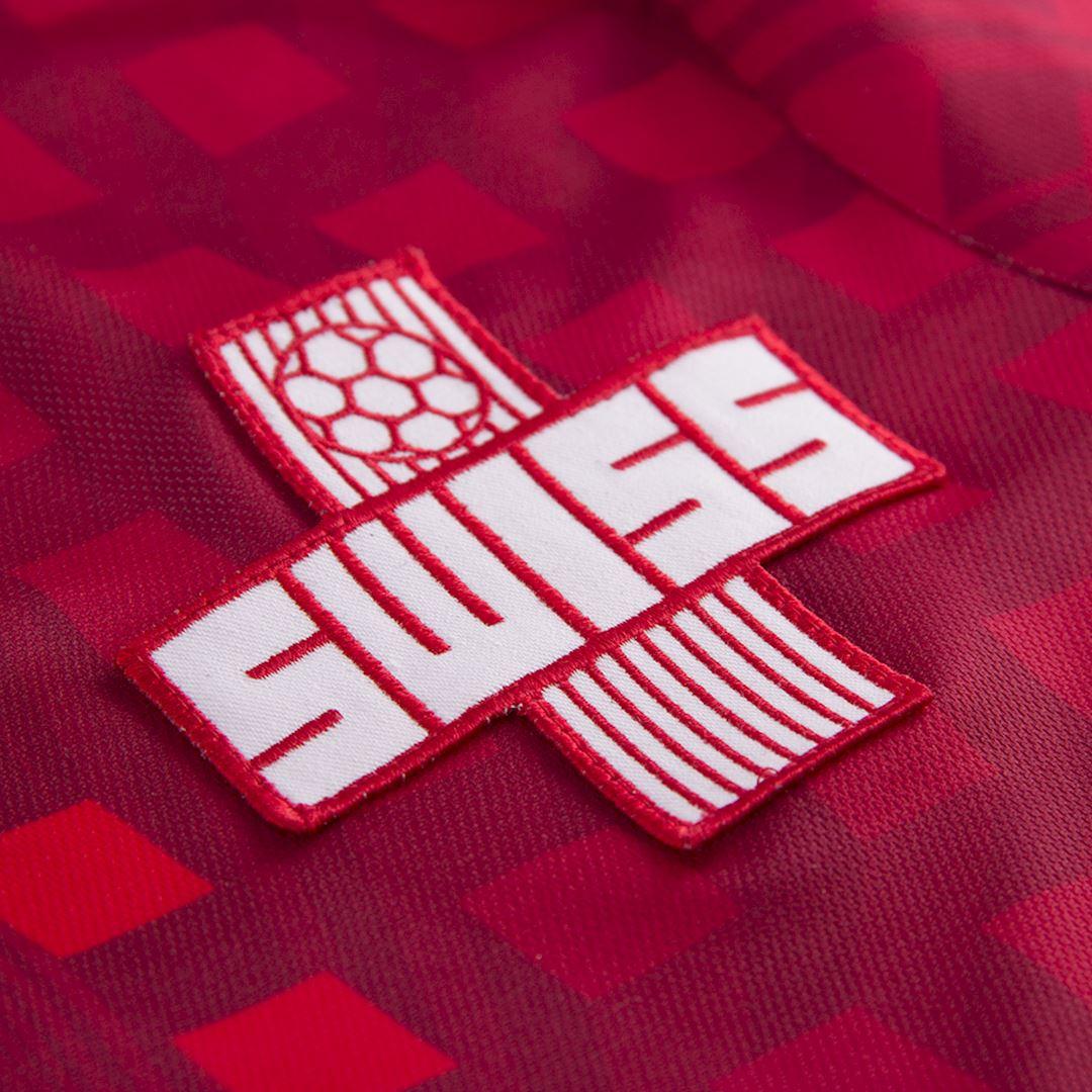 Switzerland Football Shirt | 3 | COPA