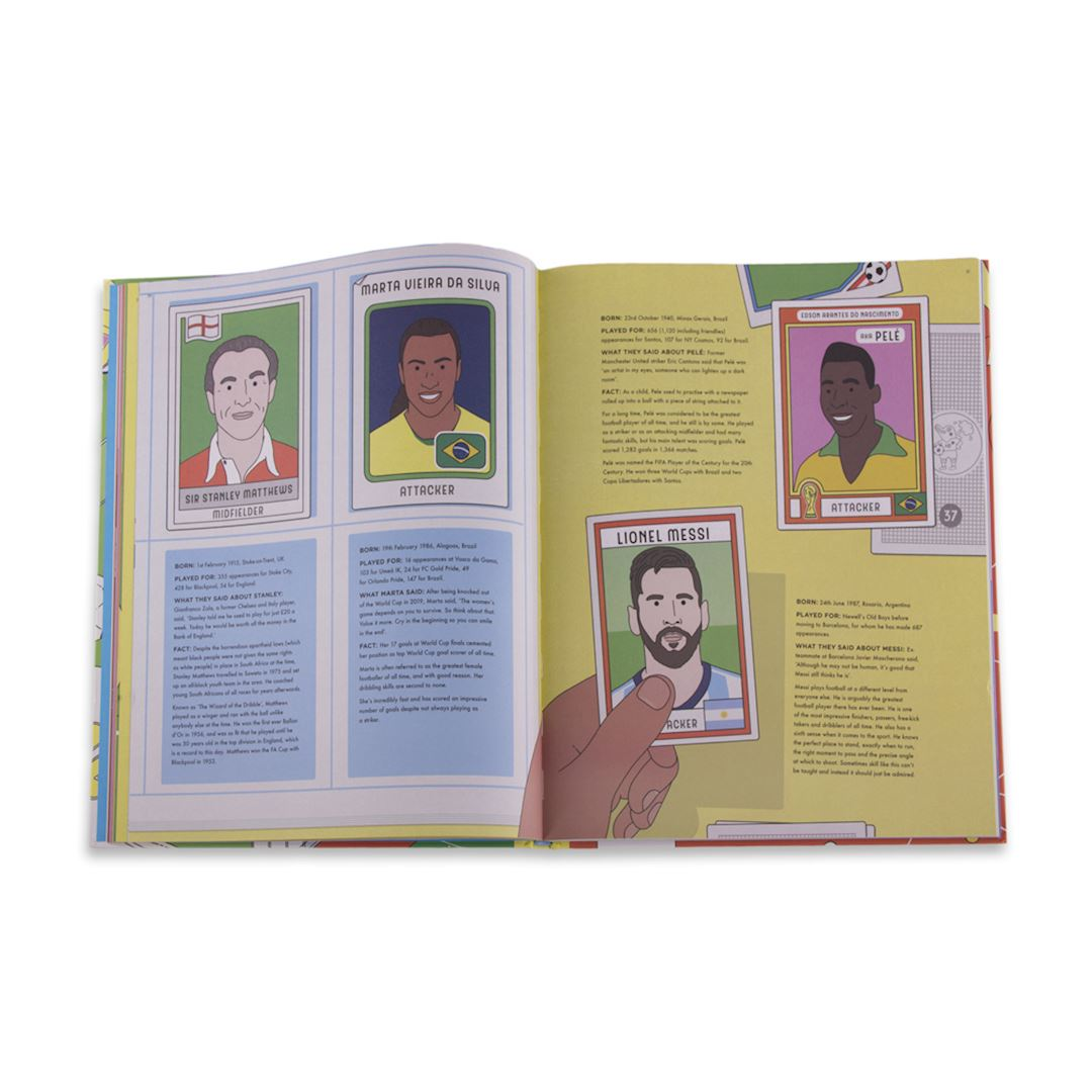 The Big Book of Football by MUNDIAL | 3 | COPA