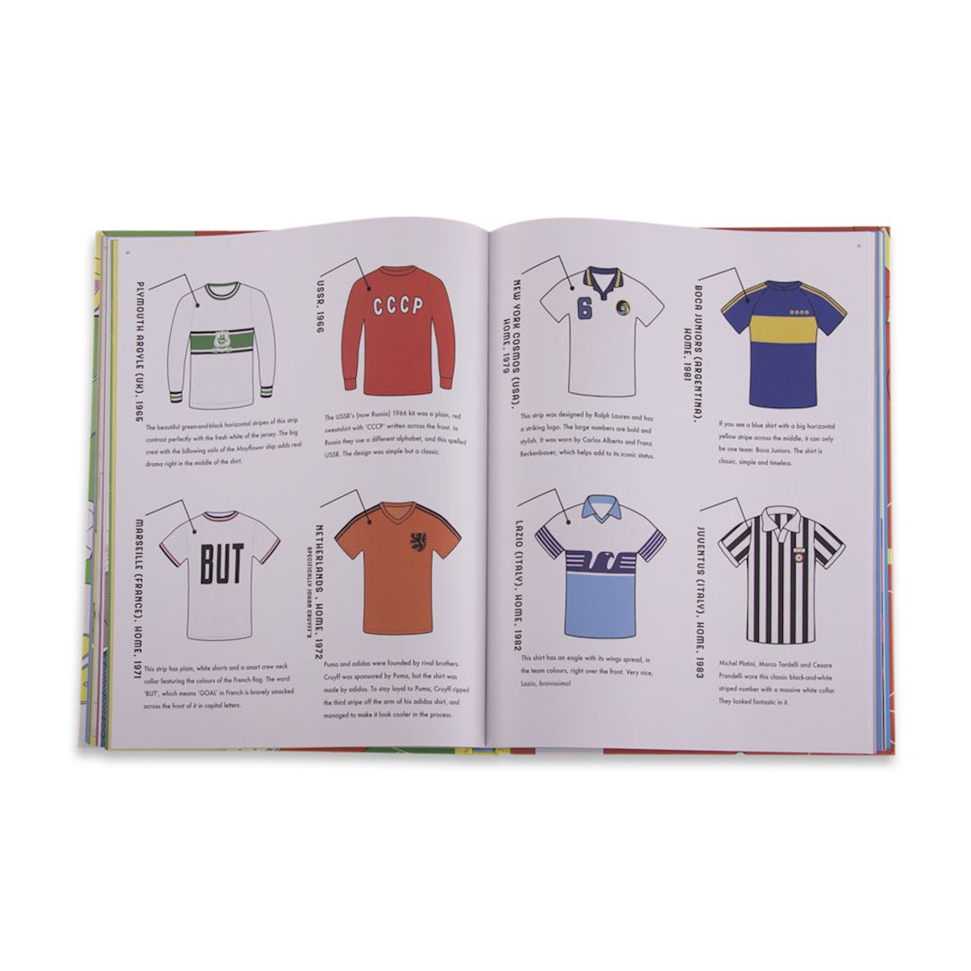 The Big Book of Football by MUNDIAL | 5 | COPA