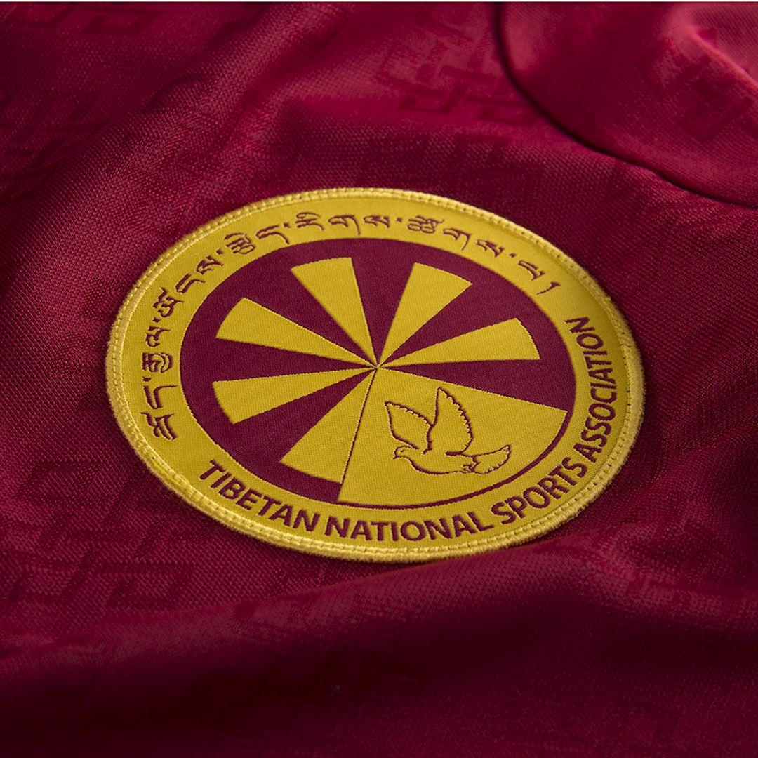 Tibet Away Football Shirt | 4 | COPA