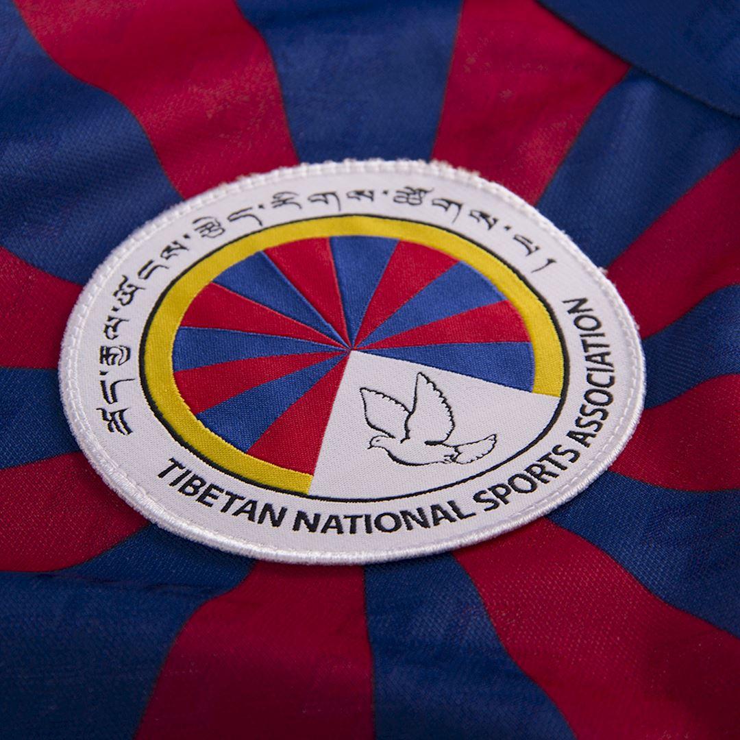 Tibet Maillot de Foot | 4 | COPA