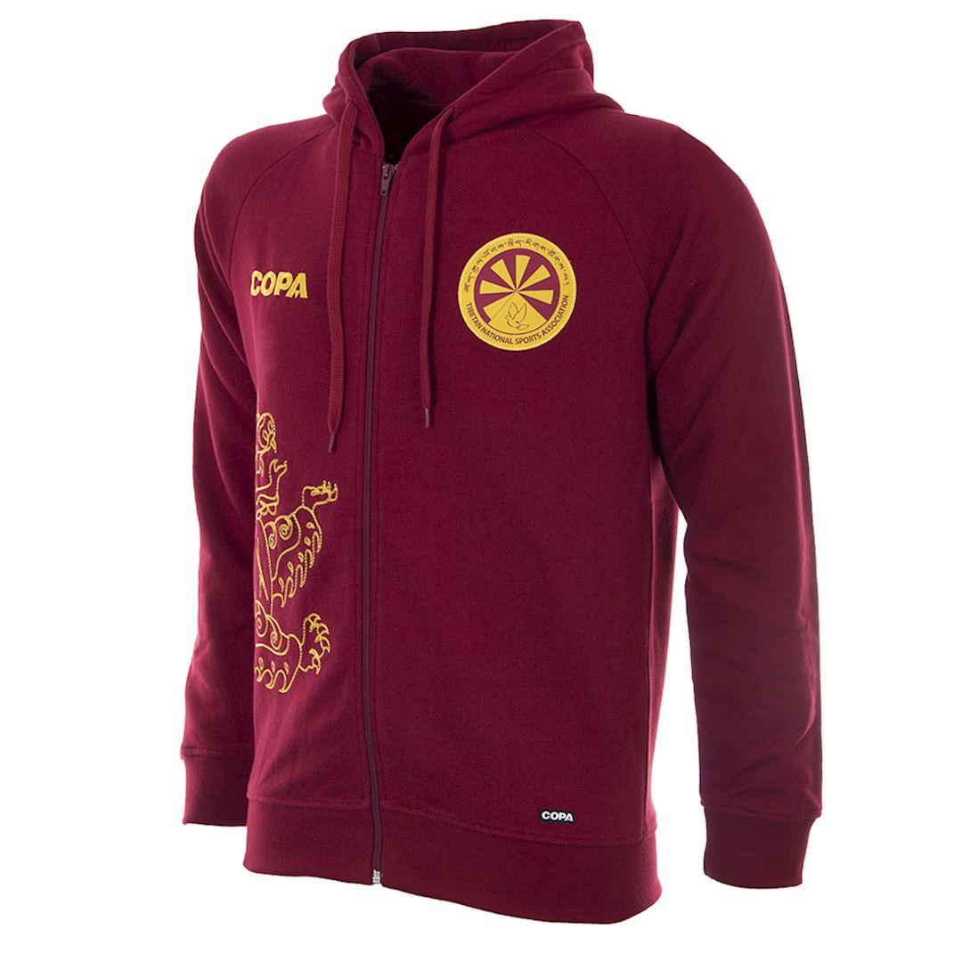 Tibet Zip Hooded Sweater | 1 | COPA
