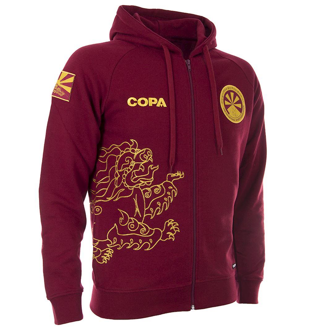 Tibet Zip Hooded Sweater | 2 | COPA