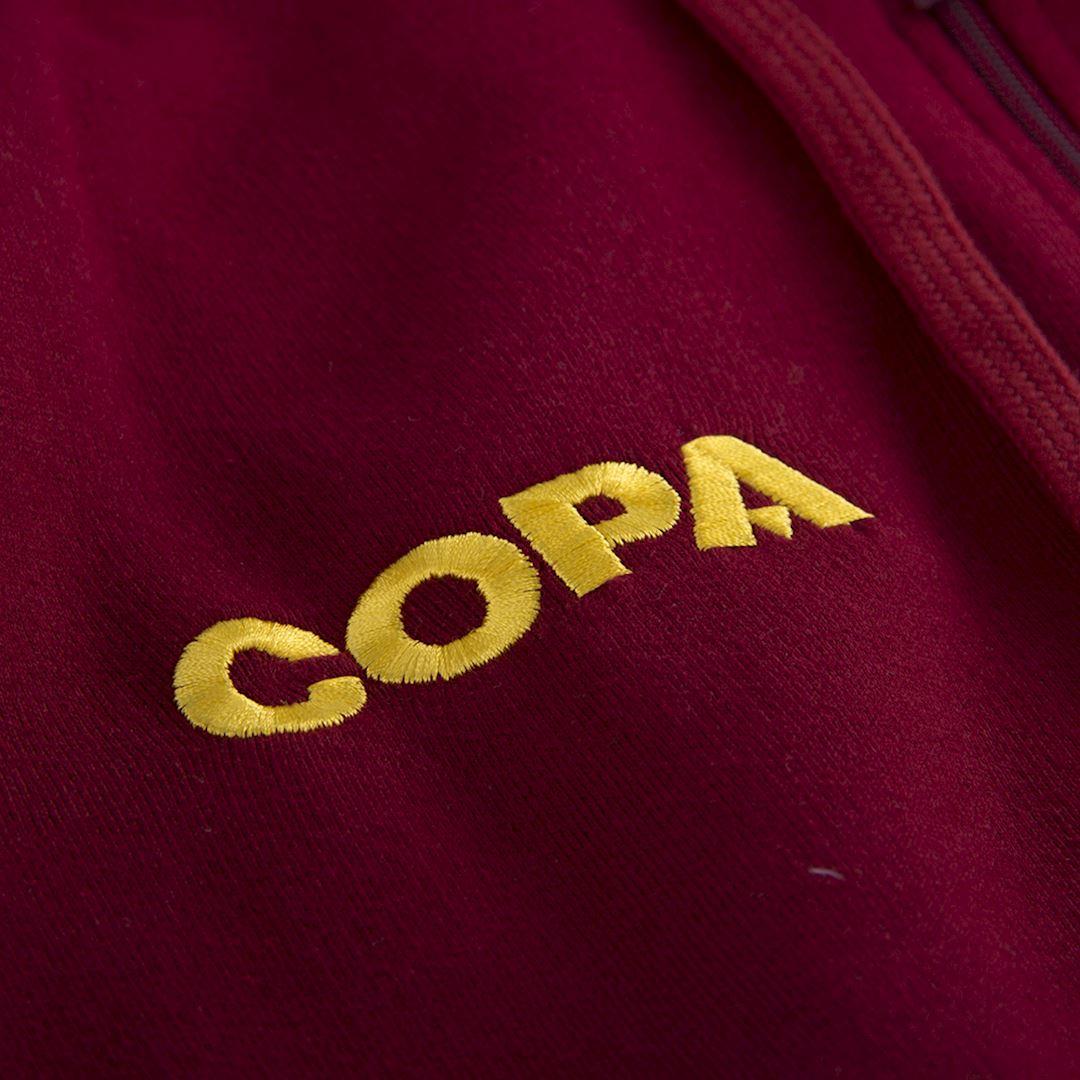 Tibet Zip Hooded Sweater | 7 | COPA