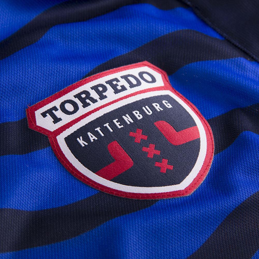 Torpedo Kattenburg Football Shirt   3   COPA