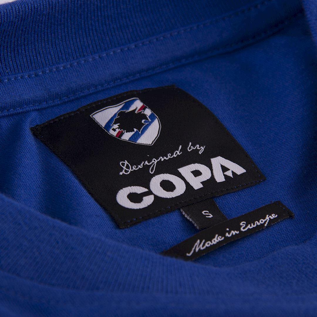 U. C. Sampdoria 1975 - 76 Retro Football Shirt | 5 | COPA