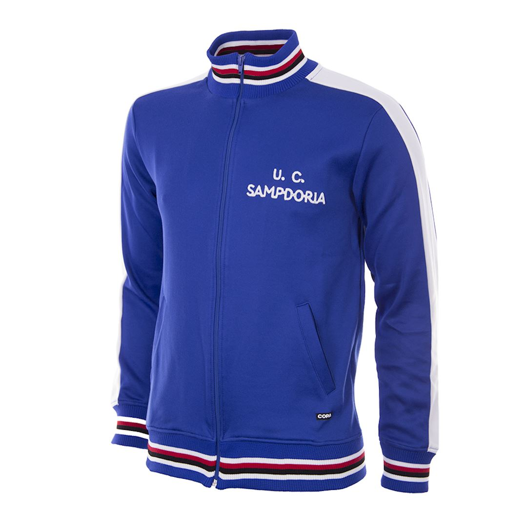 U. C. Sampdoria 1979 - 80 Retro Football Jacket | 1 | COPA