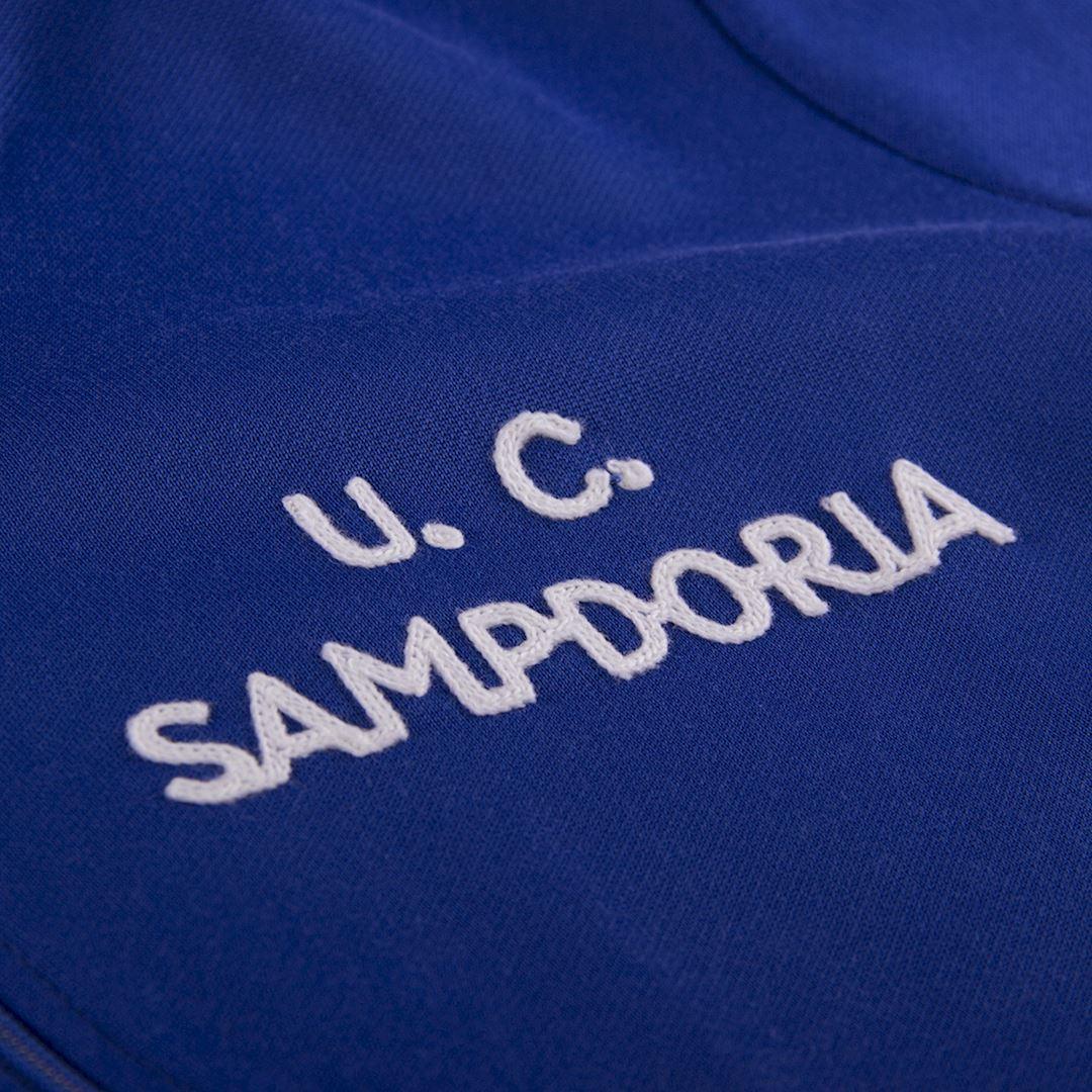 U. C. Sampdoria 1979 - 80 Retro Football Jacket | 3 | COPA