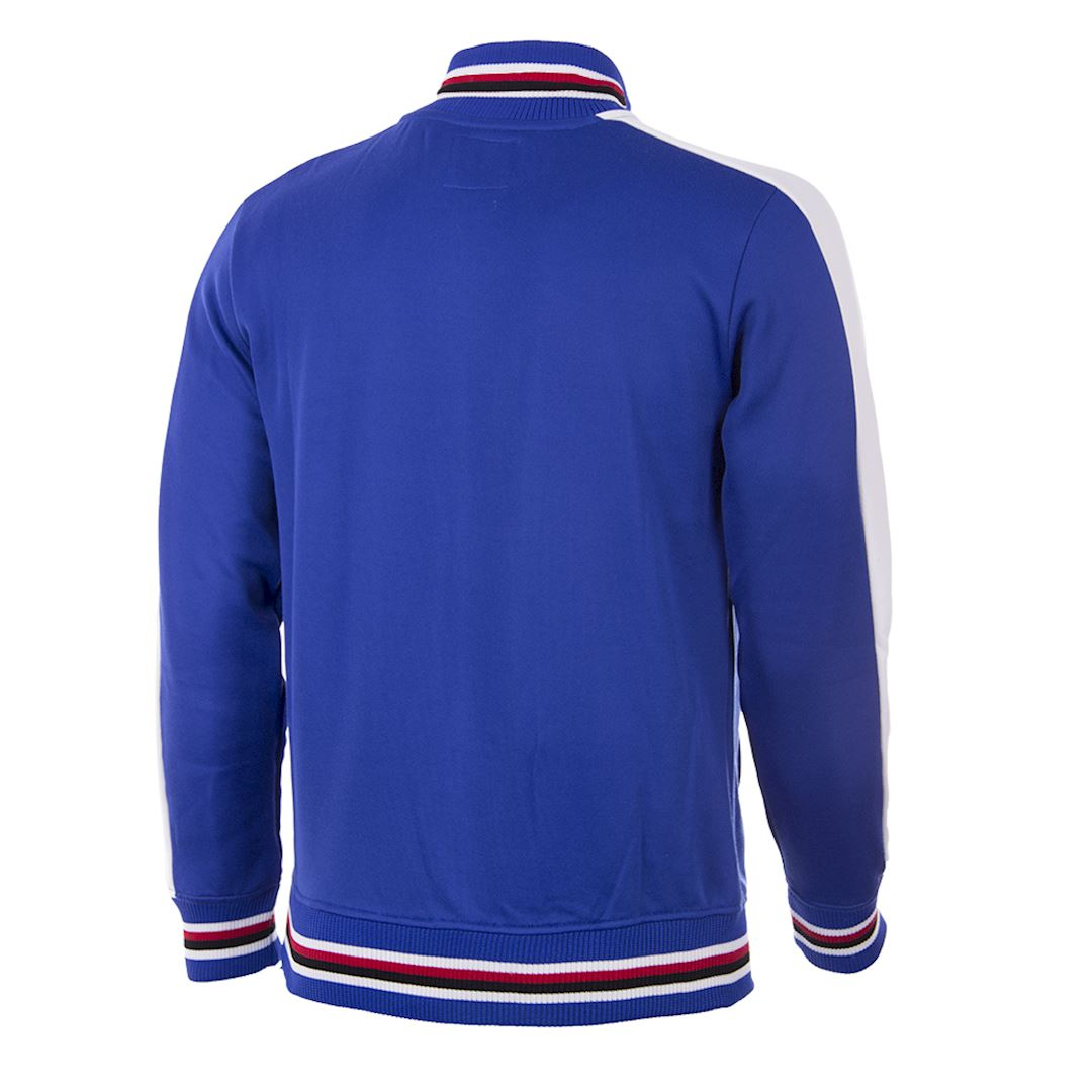 U. C. Sampdoria 1979 - 80 Retro Football Jacket | 4 | COPA