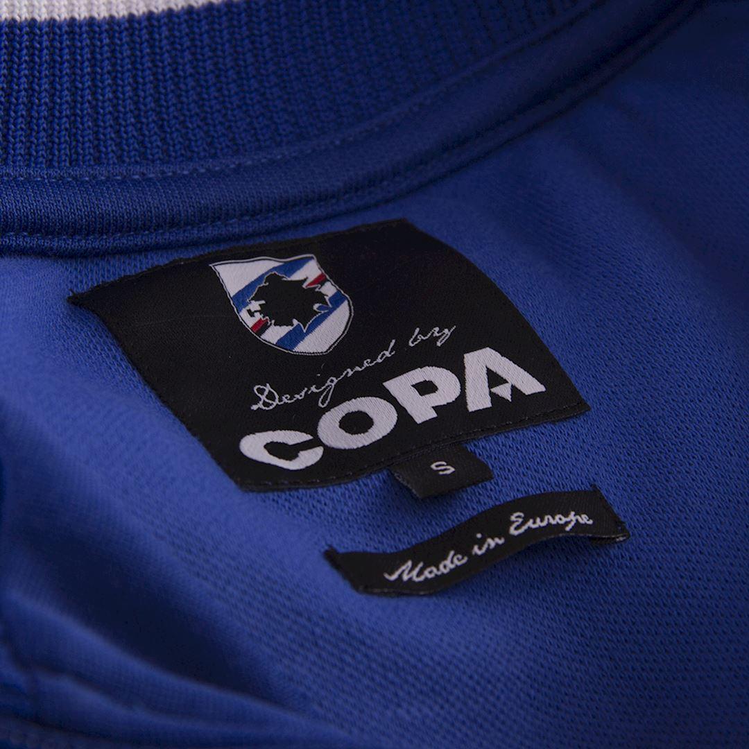 U. C. Sampdoria 1979 - 80 Retro Football Jacket | 5 | COPA