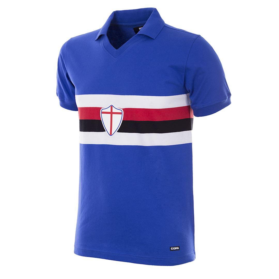 U. C. Sampdoria 1981 - 82 Retro Football Shirt | 1 | COPA