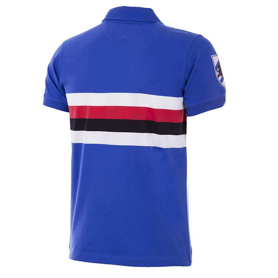 U. C. Sampdoria 1981 - 82 Retro Football Shirt | 4 | COPA