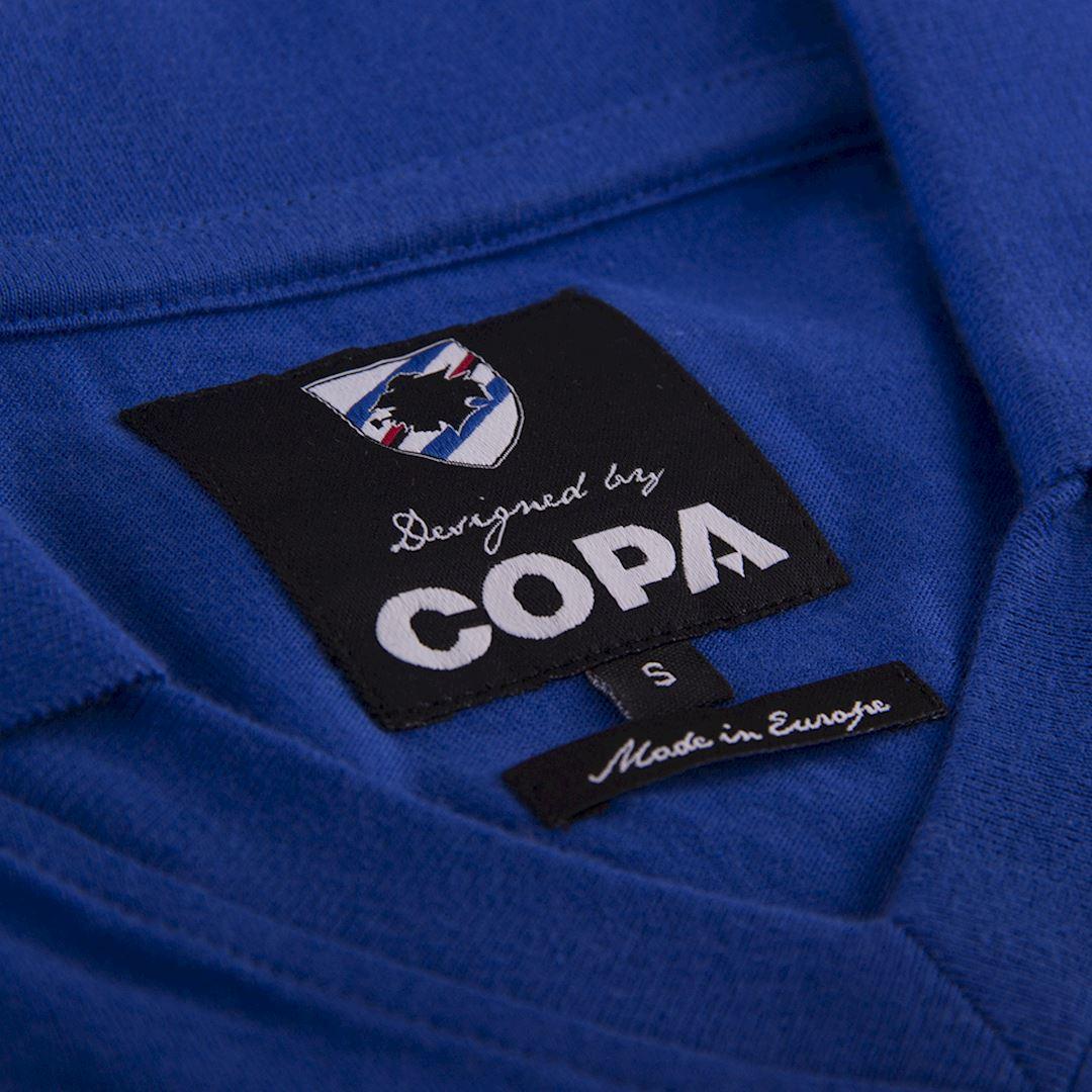 U. C. Sampdoria 1981 - 82 Retro Football Shirt | 7 | COPA