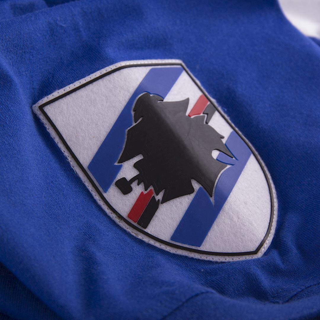 U. C. Sampdoria 1981 - 82 Retro Football Shirt | 6 | COPA