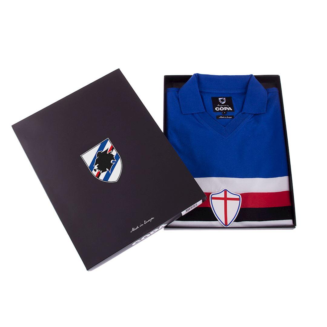 U. C. Sampdoria 1981 - 82 Retro Football Shirt | 8 | COPA