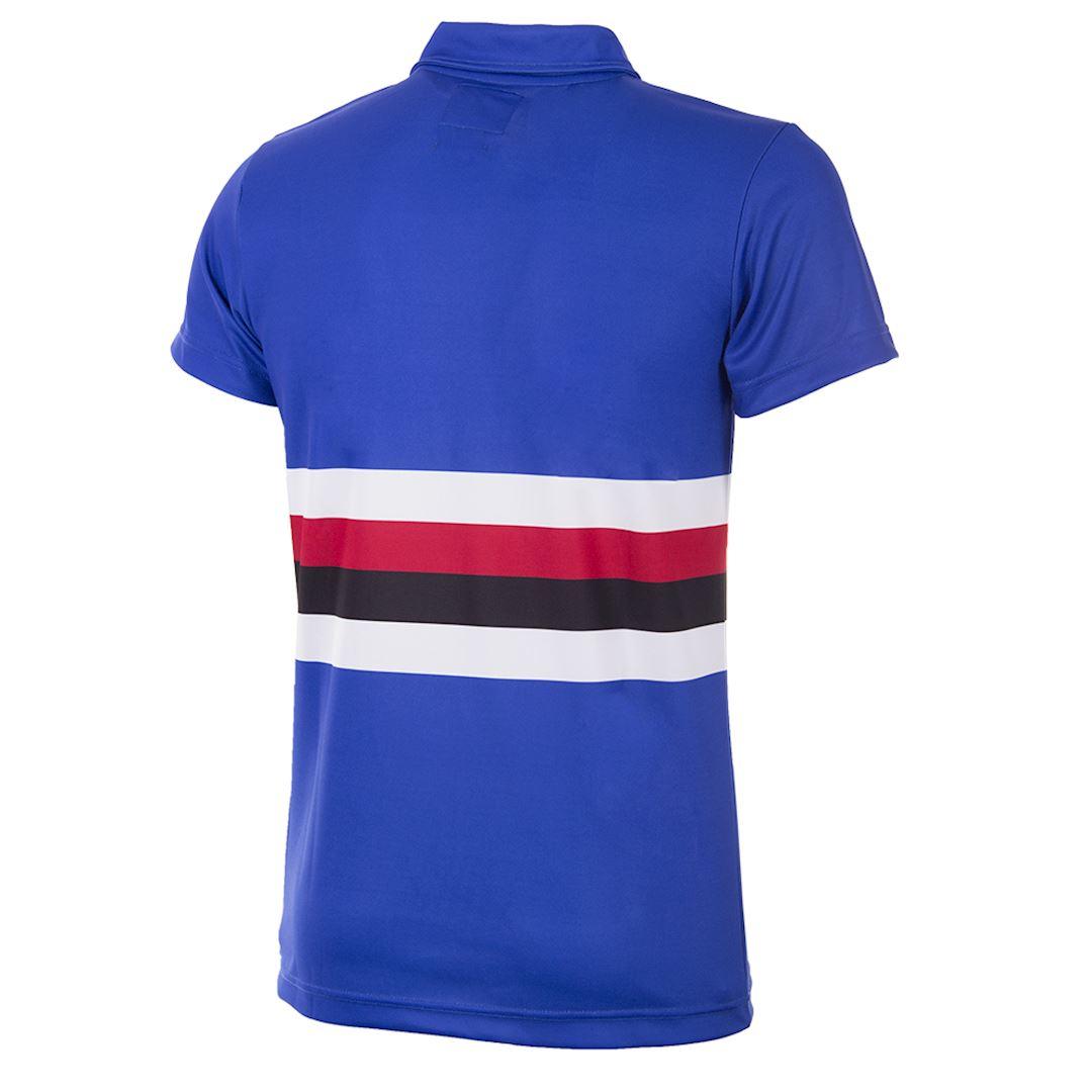 U. C. Sampdoria 1991 - 92 Retro Football Shirt | 4 | COPA