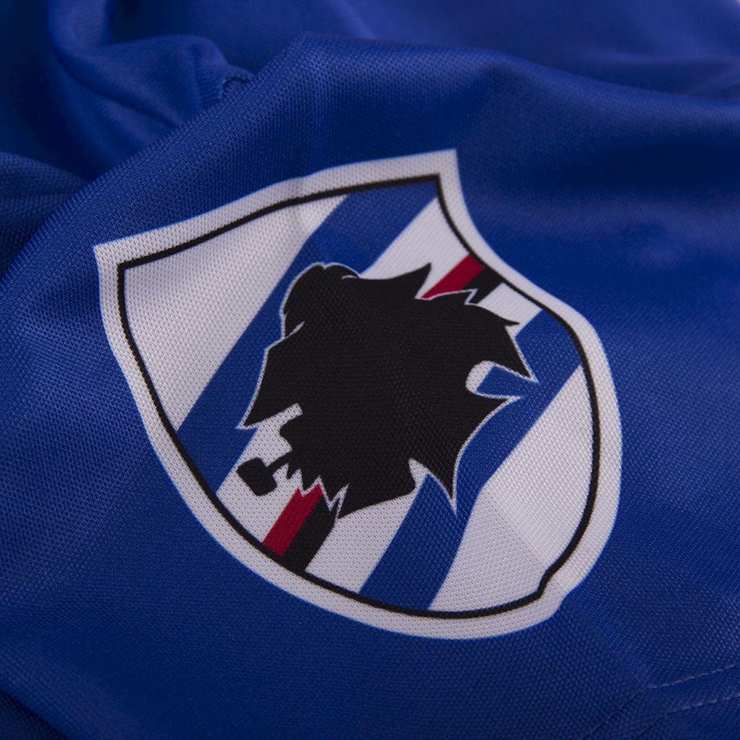 U. C. Sampdoria 1991 - 92 Retro Football Shirt | 5 | COPA