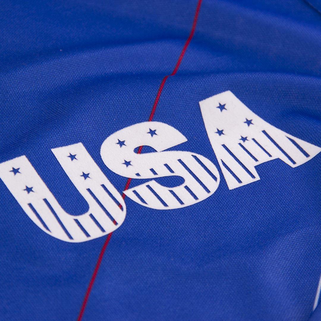 USA 1984 Retro Football Shirt | 3 | COPA