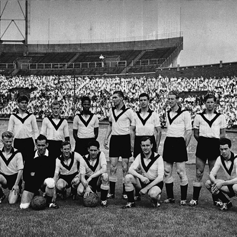 VVV 1958 - 59 Retro Football Shirt | 2 | COPA