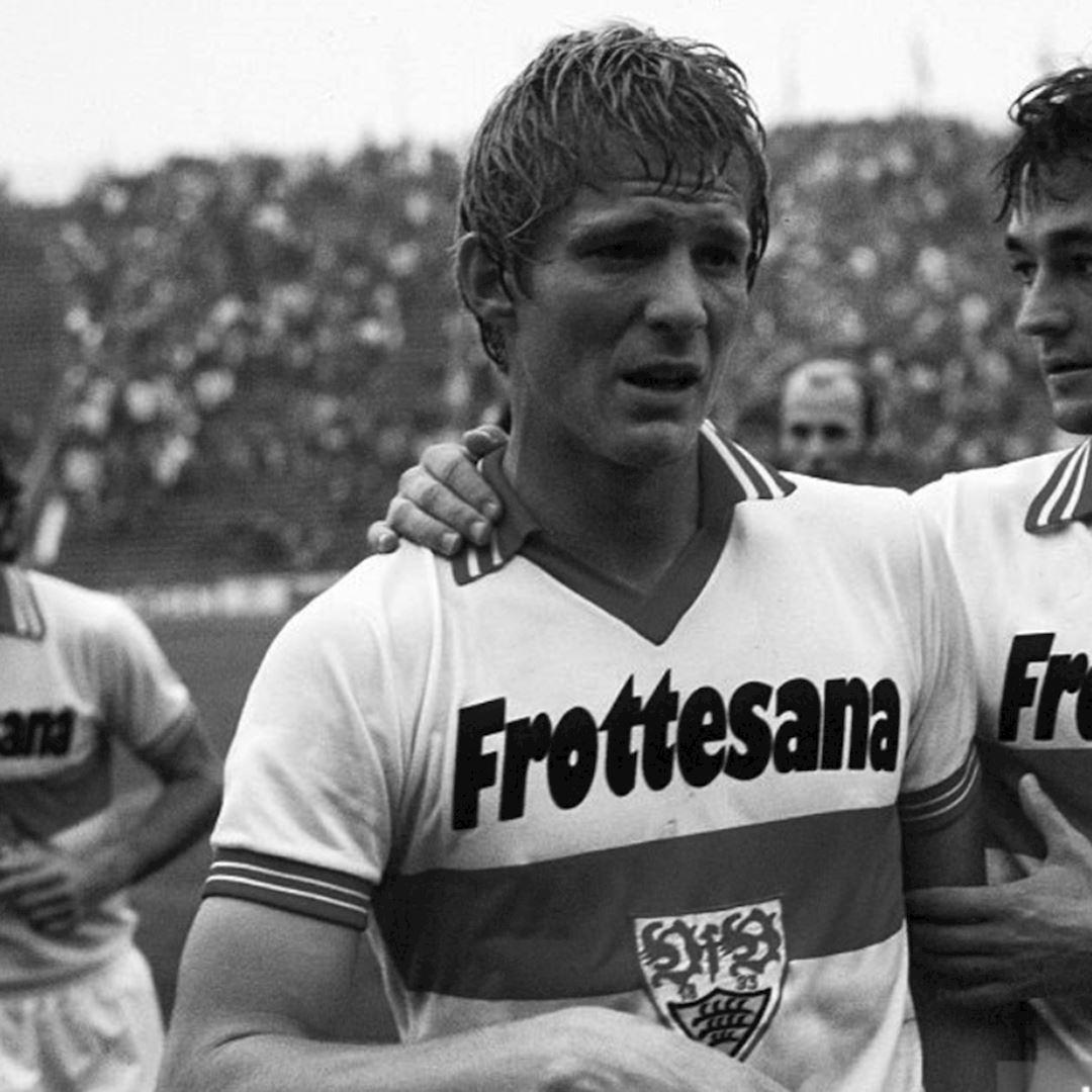 VfB Stuttgart 1977 - 78 Maillot de Foot Rétro | 2 | COPA
