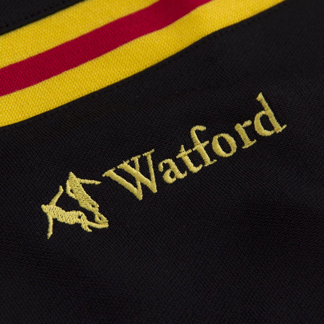 Watford FC 1986 Retro Football Jacket   3   COPA