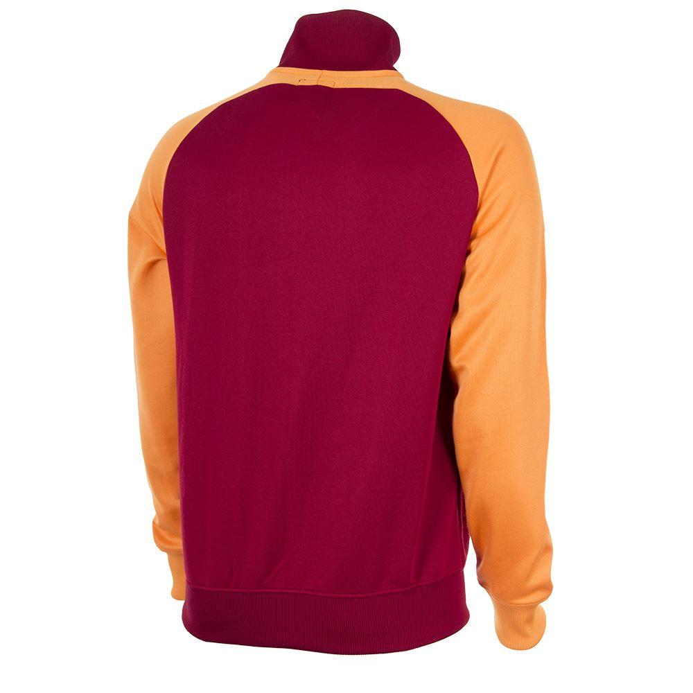 shop as roma 1983 scudetto retro football jacket 881. Black Bedroom Furniture Sets. Home Design Ideas