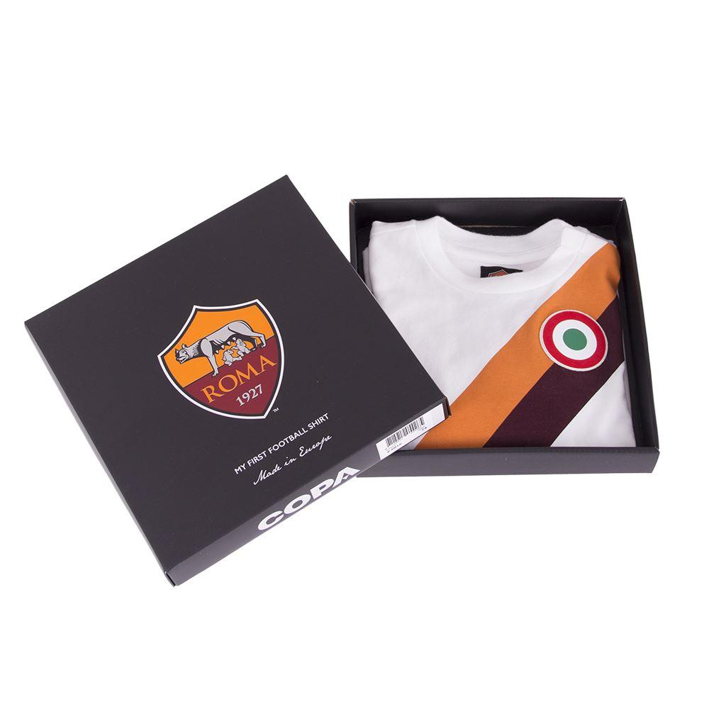 AS Roma Away 'My First Football Shirt' | 6 | COPA