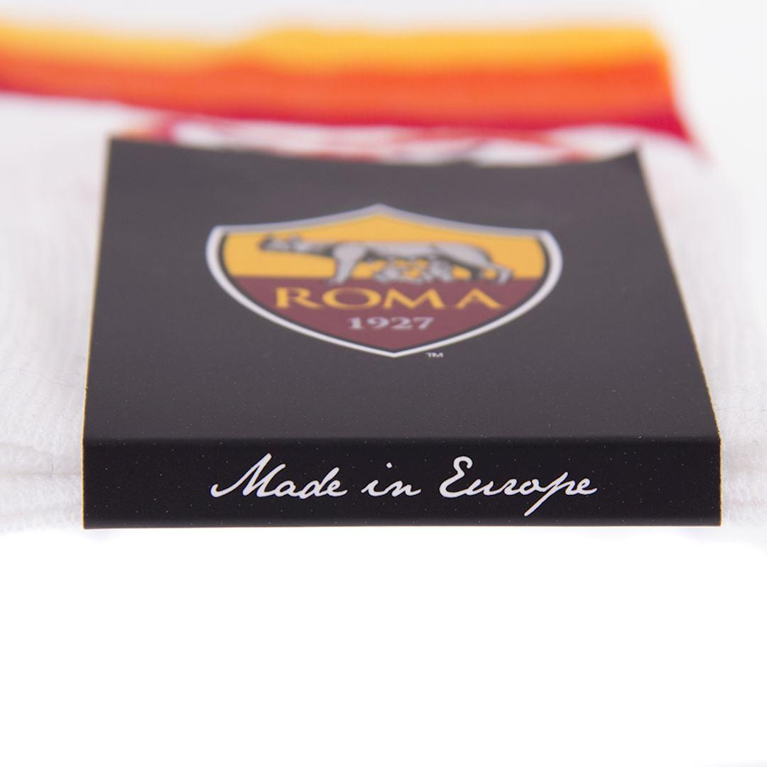 AS Roma Away Retro Sokken | 4 | COPA